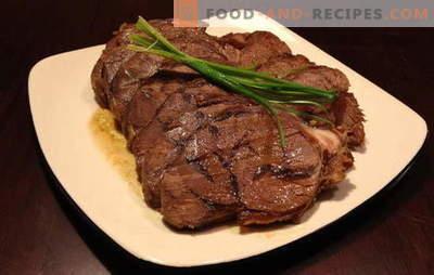 Парен месо е диететски производ. Како да се готви парен месо во бавен шпорет и други рецепти за пареа од месо: свинско месо, говедско месо