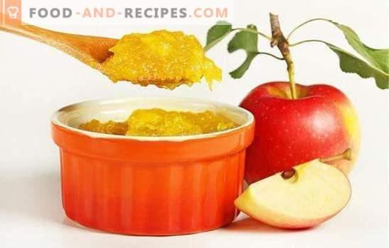 Појас на јаболка во бавен шпорет - готви без испарување! Рецепти од миризлив, дебел, домашен џем од јаболка во бавен шпорет