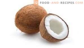 Како да отворите кокос