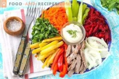 Chafan Salad