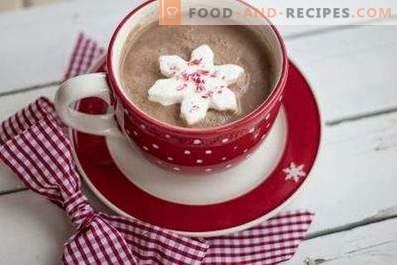 Како да се направи какао во млеко