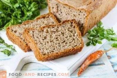 На која температура да се пече леб