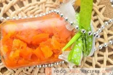 Џем од тиква со портокал