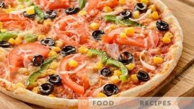 Вегетаријанска пица