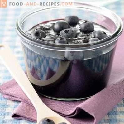 Пет минути боровинки Jam