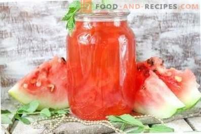 Компота на лубеница за зима
