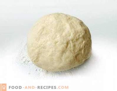 Тесто на маргарин за торта