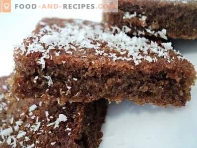 Чоколаден кекс во рерна