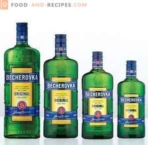 Како да пиете Becherovka