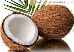 Како да чувате кокосово масло