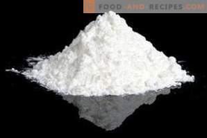 E171 титаниум диоксид: ефект на телото