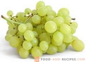 Калории на грозје