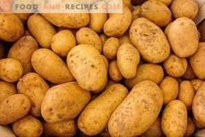 Како да се замрзне компирот