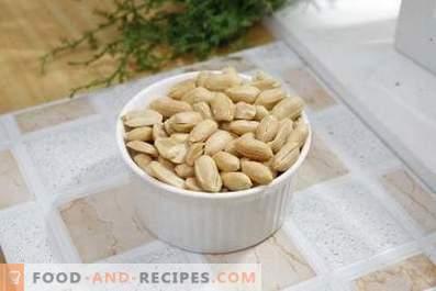 Како да пржете кикирики во рерната