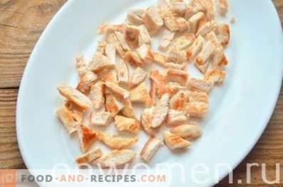 Hühnereier-Salat