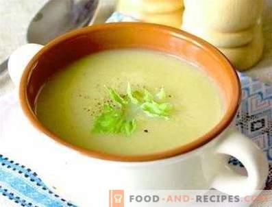 Супа од целер