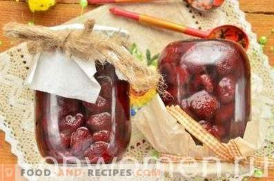 Јагода џем со цели бобинки