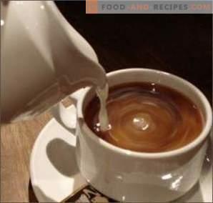 Кафе со млеко: добро или штета