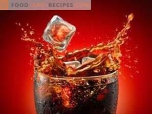 Coca-Cola: avantages et inconvénients