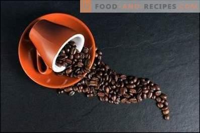 Кафе: готвење рецепти