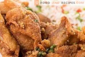 Кои зачини се соодветни за пилешко