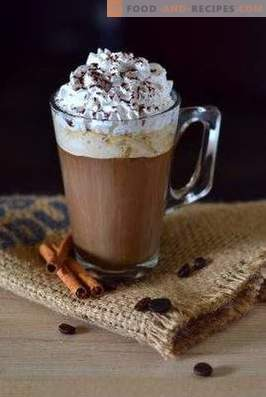Кафе глазура