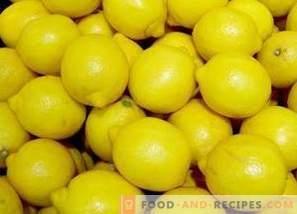 Како да ги зачувате лимоните