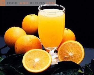 Компотирај од портокали за зима