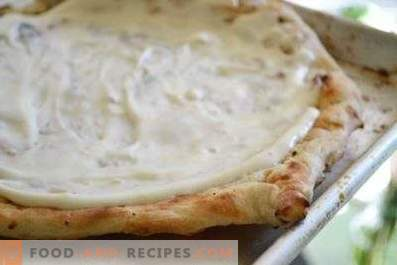 Сос од бела пица