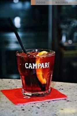 Како да се пие Кампари