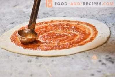 Сос од домати за пица