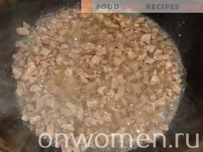 Како да се готват тестенини во стил на морнарицата