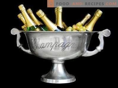 Како да пијат шампањ