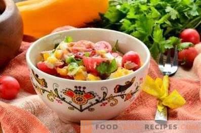 Лесни салати