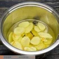 Закачен ѓумбир - захарен ѓумбир со портокал